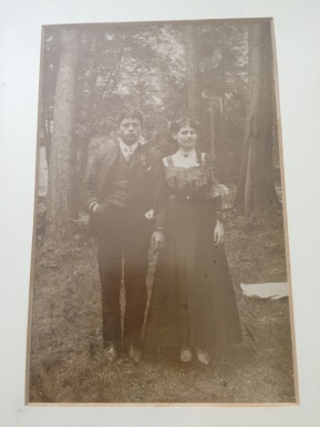 Quinn's great-great grandparents